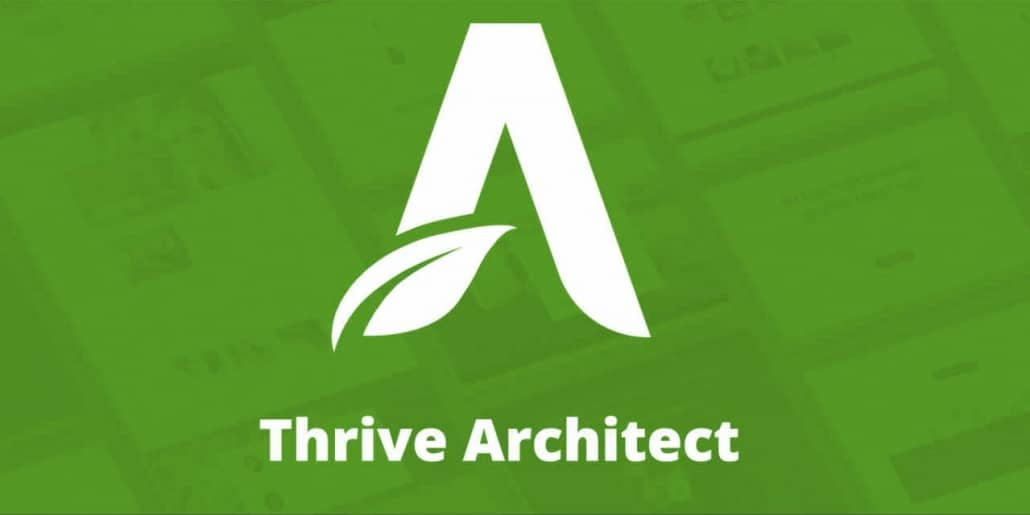 Thrive Architect - Constructeur de page