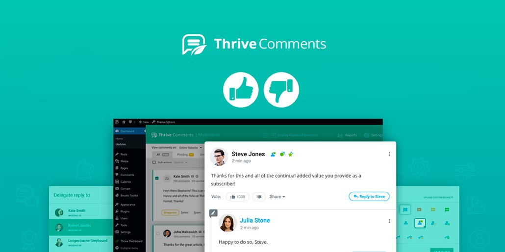 Thrive Theme - Comments