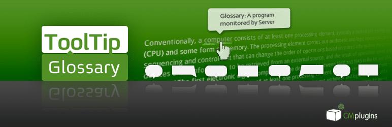 CM Tooltip Glossary