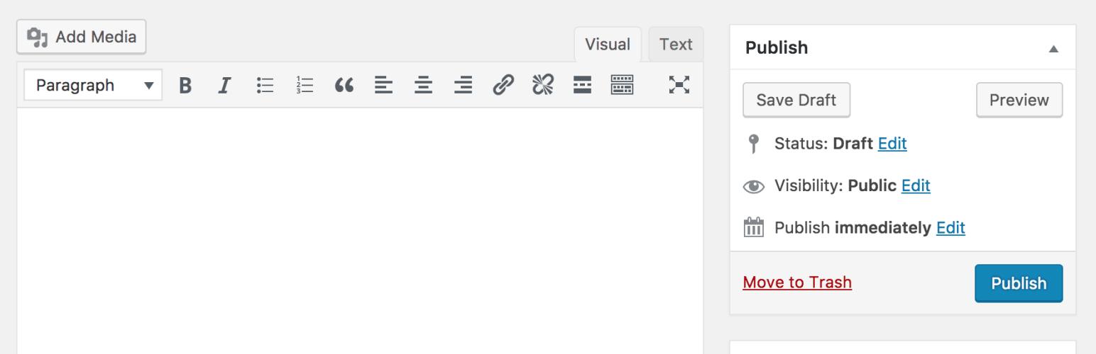 Classic Editor extension wordpress