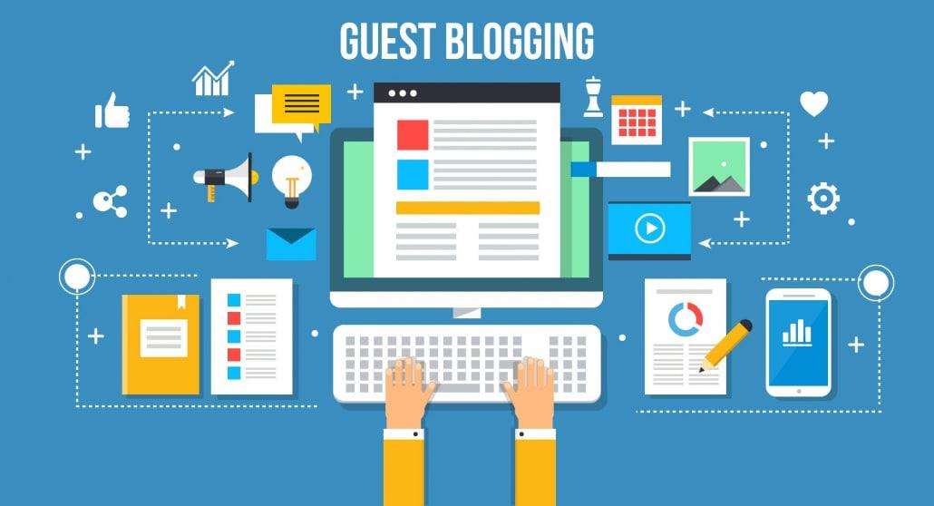 Guest Blogging - Article invité - seo Offpage